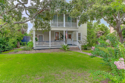 Single Family Home For Sale: 1752 Central Avenue