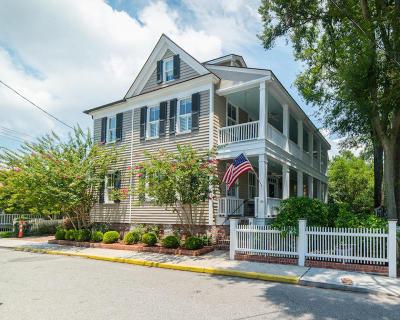 Single Family Home For Sale: 118 Pitt Street