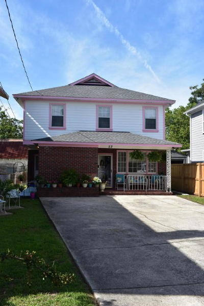 Single Family Home Contingent: 52 San Souci Street