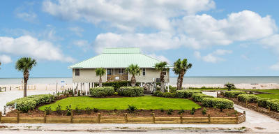 Edisto Beach SC Single Family Home Contingent: $1,350,000