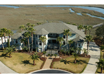 Charleston National Single Family Home Contingent: 4209 Victory Pointe Drive