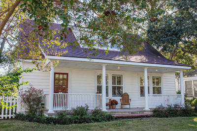 Charleston Single Family Home For Sale: 39 Alberta Avenue