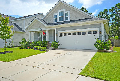 Seaside Plantation Single Family Home Contingent: 712 Goodlet Circle