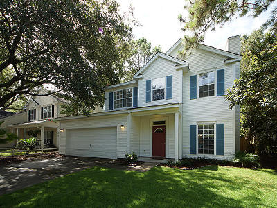 Wexford Sound Single Family Home For Sale: 1582 Harborsun Drive
