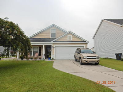 Ladson Single Family Home Contingent: 3028 Crusades Street