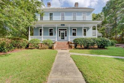 Summerville Single Family Home Contingent: 201 Central Avenue