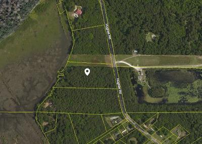 Johns Island Residential Lots & Land For Sale: 925 Hughes Road
