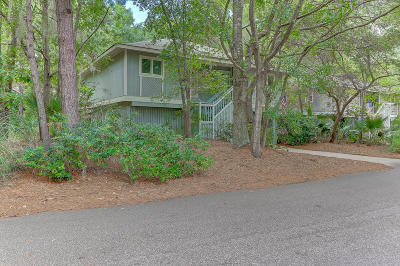 Isle Of Palms Single Family Home Contingent: 51 Twin Oaks Lane