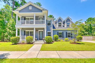 Johns Island Single Family Home For Sale: 1321 Segar Street
