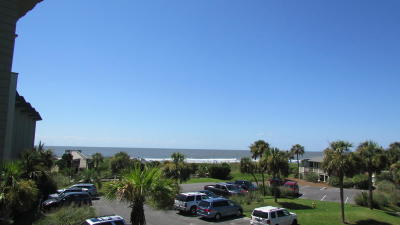 Isle Of Palms Attached For Sale: 1300 Ocean Boulevard #211 A