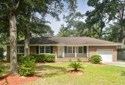Single Family Home For Sale: 788 Fort Johnson Road
