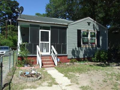 North Charleston Single Family Home Contingent: 2314 Kent Avenue