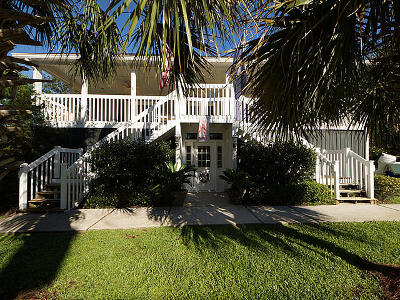 Isle Of Palms Single Family Home Contingent: 7 37th Avenue