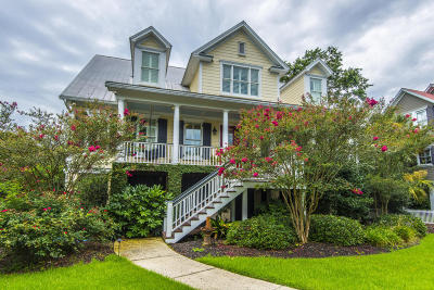Single Family Home For Sale: 905 McIver Street