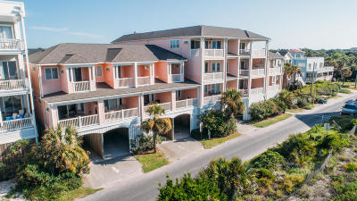 Folly Beach Attached For Sale: 214 W Arctic Avenue #302