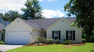 Charleston Single Family Home Contingent: 5405 Turgis Court