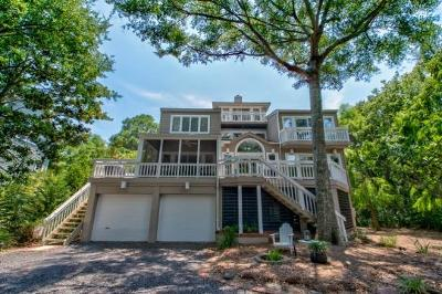Mount Pleasant, Isle Of Palms, Daniel Island, Awendaw Single Family Home For Sale: 24 Oyster Row