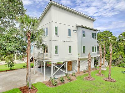 Folly Beach Single Family Home For Sale: 508 E Huron East Avenue