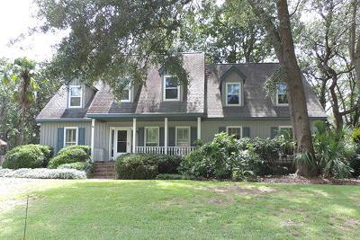 Charleston Single Family Home For Sale: 4 Birmingham Court