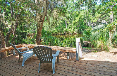 Seabrook Island, Seabrook Island Single Family Home For Sale: 2725 Old Forest Drive