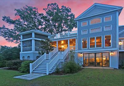 Johns Island Single Family Home For Sale: 3912 Heron Marsh Circle