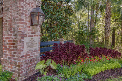 Charleston County Attached For Sale: 1332 Fenwick Plantation Road