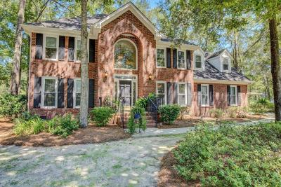 Charleston Single Family Home For Sale: 8626 Arthur Hills Circle