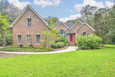 Stono Ferry, Stono Plantation Single Family Home For Sale: 4912 Steeplechase Ln