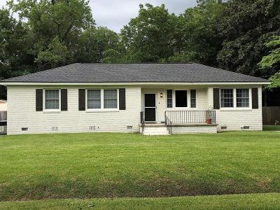 Single Family Home For Sale: 1730 McHenry Avenue
