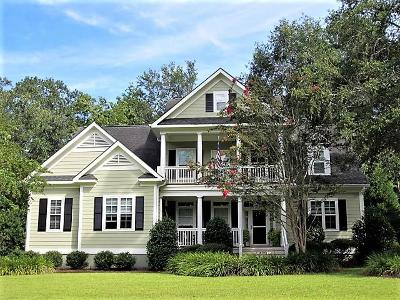 Stono Ferry, Stono Plantation Single Family Home For Sale: 4790 Stono Links Drive