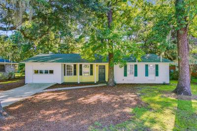 Mount Pleasant Single Family Home Contingent: 812 Bowman Road