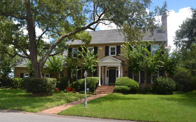 Charleston Single Family Home For Sale: 13 Leichester Road