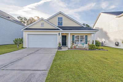 Goose Creek Single Family Home Contingent: 166 Wildberry Lane