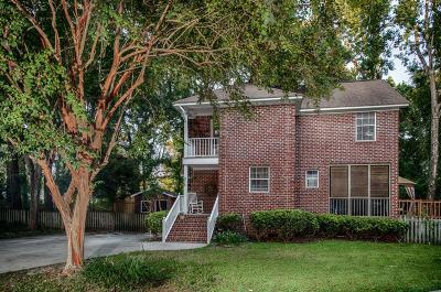 Single Family Home For Sale: 978 Stono River Drive