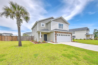 Goose Creek Single Family Home Contingent: 404 Watershed Drive