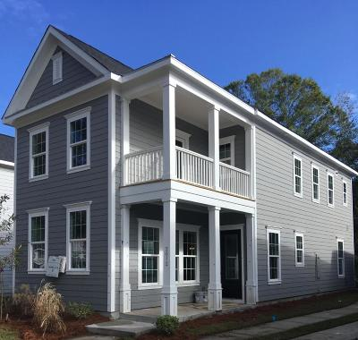 Charleston Single Family Home For Sale: 2012 Fleming Woods Road