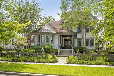 Charleston Single Family Home Contingent: 2007 Purcell Lane
