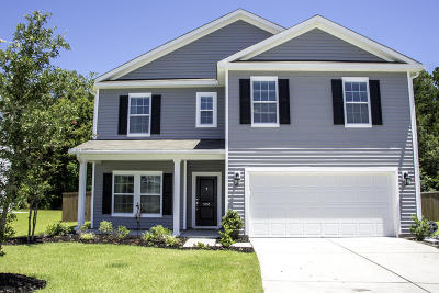 Summerville Single Family Home Contingent: 1051 Victoria Pointe Lane