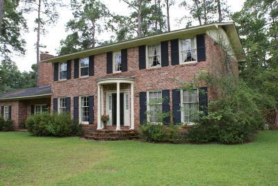 Walterboro Single Family Home For Sale: 111 Lynwood Road