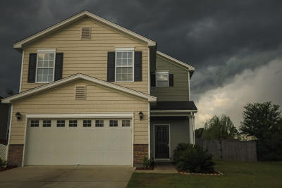 Goose Creek Single Family Home Contingent: 438 Watershed Drive