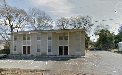 North Charleston Multi Family Home Contingent: 2139 Aberdeen Avenue #A1-A4 &a