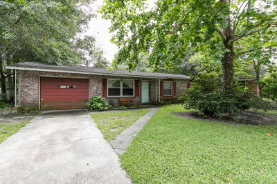 Goose Creek Single Family Home Contingent: 107 Aldene Avenue