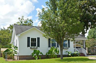 North Charleston Single Family Home Contingent: 1407 Wando
