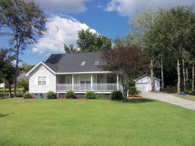 North Charleston Single Family Home Contingent: 8918 Salamander Road