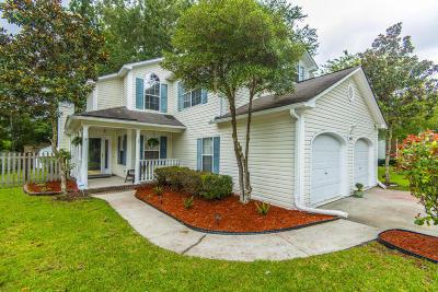 North Charleston Single Family Home For Sale: 5453 Roxbury Drive