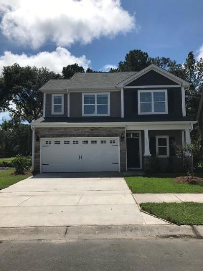 Johns Island Single Family Home For Sale: 3321 Tabard Road