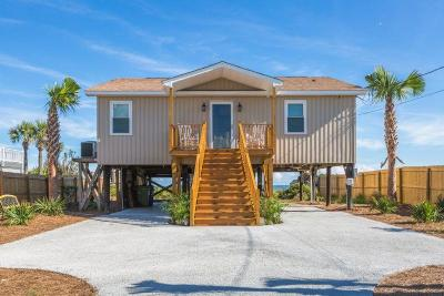 Folly Beach Single Family Home For Sale: 1691 E Ashley Avenue