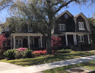 Charleston Single Family Home For Sale: 232 Delahow Street