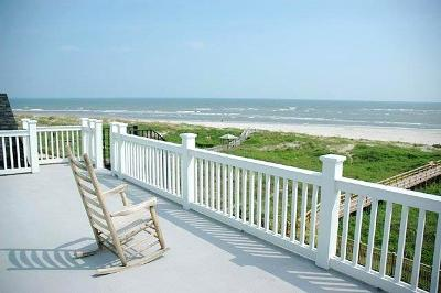 Isle Of Palms Single Family Home Contingent: 110 Ocean Boulevard