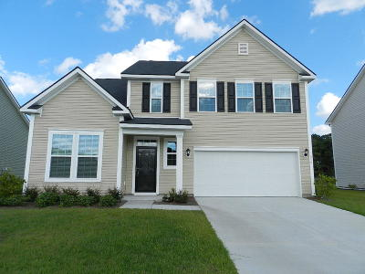 Goose Creek Single Family Home Contingent: 518 Adalina Drive